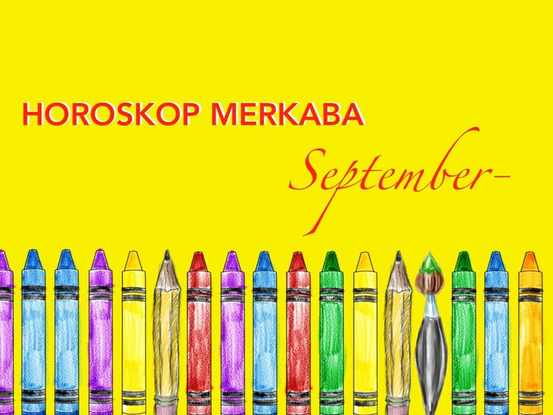 Horoskop September Merkaba
